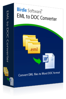EML to DOC Box