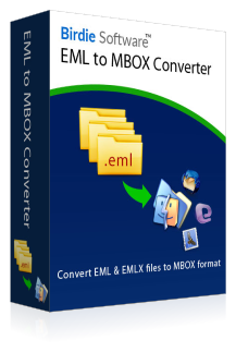 EML to MBOX Converter Box