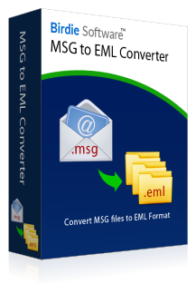 MSG to EML Box