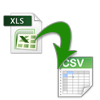 Convert XLS file one by one