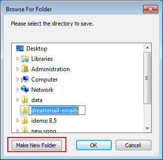 how to save outlook email folders as pdf
