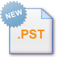 Convert EML & save in new PST