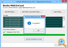 MSG to MBOX Conversion