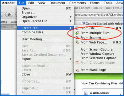 how to make a pdf file drive