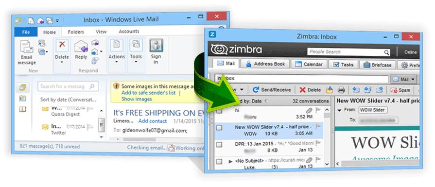 message windows live